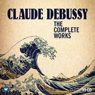 Produktbilde for Debussy: The Complete Works (33CD)