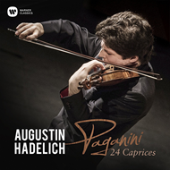 Augustin Hadelich - Paganini Caprices (CD)
