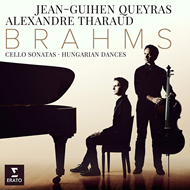 Brahms: Cello Sonatas & Hungarian Dances (CD)