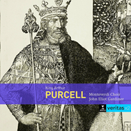 Produktbilde for Purcell: King Arthur (2CD)