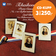 Produktbilde for Tchaikovsky: Piano Concertos Nos. 1 & 2 (CD)