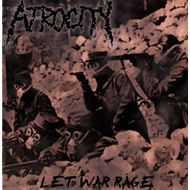 Let War Rage (CD)