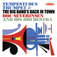 Tempestuous Trumpet /  The Big Band's Back In Town (CD)