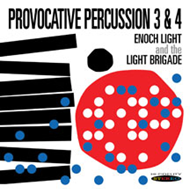 Provocative Percussion 3 & 4 (CD)