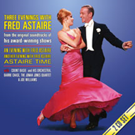 Produktbilde for Three Evenings With Fred Astaire (2CD)