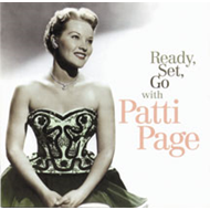 Produktbilde for Ready Set Go With Patti Page (CD)