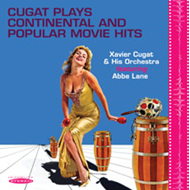 Cugat Plays Continental And Popular Movie Hits (CD)