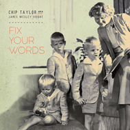Fix Your Words (CD)
