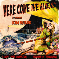 Here Come The Aliens (CD)