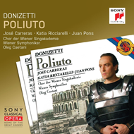 Produktbilde for Donizetti: Poliuto (2CD)