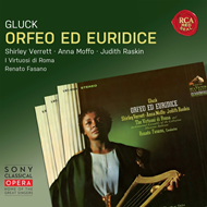 Produktbilde for Gluck: Orfeo Ed Euridice (2CD)