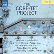 The Core-Tet Project (CD)