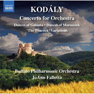 Kodály: Concerto For Orchestra (CD)