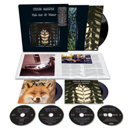 Fish Out Of Water - Limited Edition Box Set (2CD + 2DVD + LP)