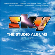 Produktbilde for The Studio Albums 1979-1987 (7CD + DVD)