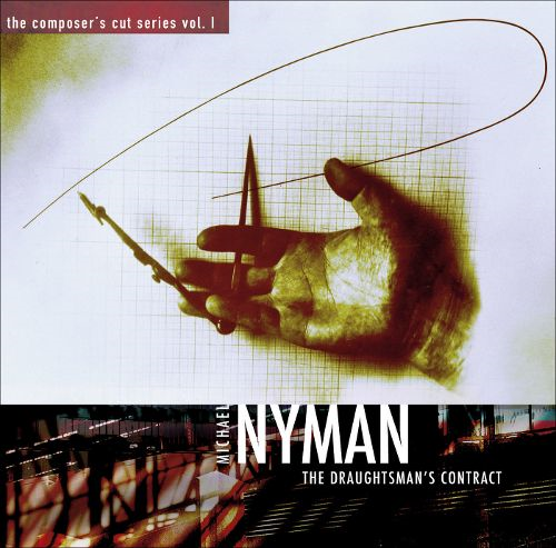 The Draughtsman's Contract - Soundtrack: The Composer's Cut Series Vol. 1 (CD)