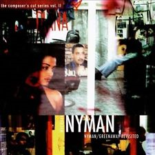 Nyman/Greenaway Revisted: The Composer's Cut Series Vol. Ii (CD)