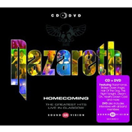 Homecoming - The Greatest Hits Live In Glasgow (CD + DVD)