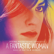 Produktbilde for A Fantastic Woman - Original Motion Picture Soundtrack (CD)
