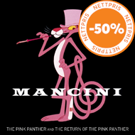 Produktbilde for The Pink Panther And The Return Of The Pink Panther (CD)