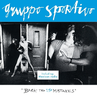 Back To 19 Mistakes (CD)