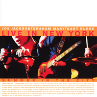 Summer In The City: Live In New York (CD)