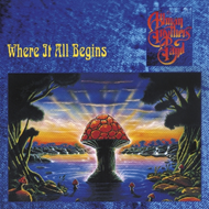 Where It All Begins (CD)