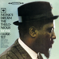 Produktbilde for Monk's Dream (CD)