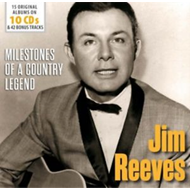 Milestones Of A Country Legend (10CD)