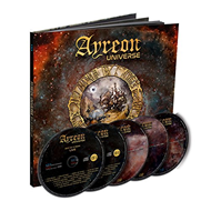 Ayreon Universe - Best Of Ayreon Live: Limited Edition Artbook (2CD + 2DVD + Blu-ray)