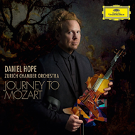 Daniel Hope - Journey To Mozart (CD)