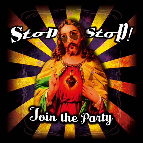 Join The Party (CD)
