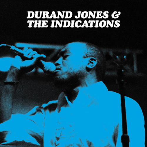 Durand Jones & The Indications (CD)