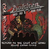 Return To The East Live 2016 - Deluxe Edition (CD + DVD)