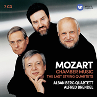 Mozart: Chamber Music - The Last String (7CD)