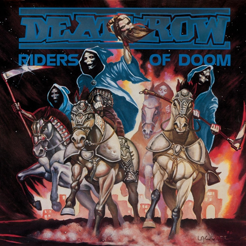 Riders Of Doom (CD)