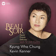 Kyung-Wha Chung - Beau Soir: Fauré, Debussy & Franck: Works For Violin & Piano (CD)