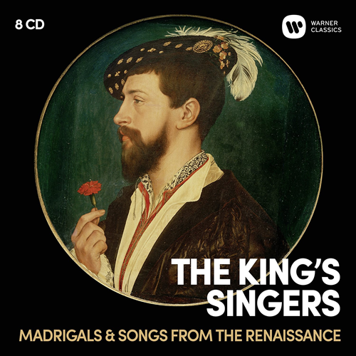 The King's Singers - Madrigals & Songs From The Renaissance (8CD)