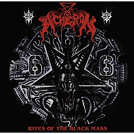 Produktbilde for Rites Of The Black Mass (CD)