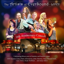 15th Anniversary Concert: The Artists Of Eversound Live (CD)