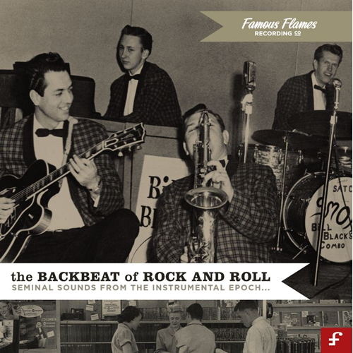 The Back Beat Of Rock And Roll: Seminal Sounds From The Instrumental Epoch… (3CD)