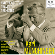 Produktbilde for And The Stuttgart Chamber Orchestra (10CD)