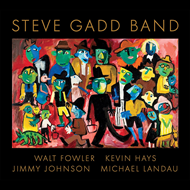 Steve Gadd Band (CD)