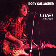 Live! In Europe (CD)