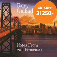 Produktbilde for Notes From San Francisco (2CD)