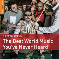 Produktbilde for The Rough Guide To The Best World Music You've Never Heard (CD)