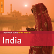 Produktbilde for The Rough Guide To India (2CD)