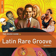Produktbilde for The Rough Guide To Latin Rare Groove (Volume 1) (2CD)