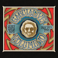 Garcialive Volume 10: May 20th, 1990, Hilo Civic Auditorium (2CD)