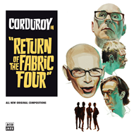 Return Of The Fabric Four (CD)